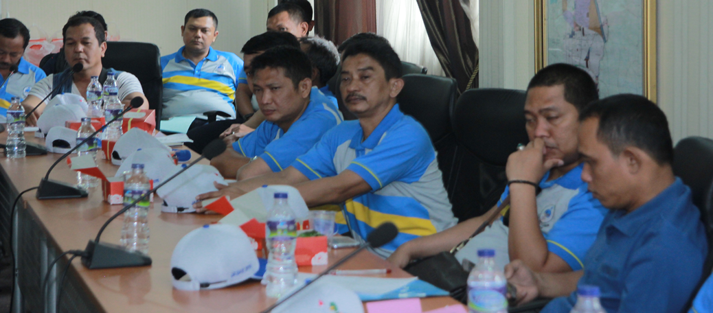 Rapat Akbar Panitia PORPAMDA IV JABAR 2015