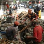 Perbaikan Pipa Wilayah Pelayanan Cabang Tarumajaya