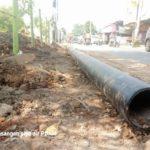 Pemasangan Pipa JDU, Solusi Air Bersih di Sriamur