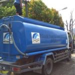 PDAM Kirim Air Bersih Ke Perumahan THB Yang Aliran Airnya Mati