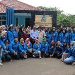 156 Mahasiswa Politeknik Kesehatan Kemenkes Kunjungi PDAM Bekasi