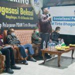 Penyesuaian Tarif PDAM Tirta Bhagasasi Bekasi Berlaku Tahun Depan