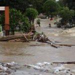 Baznas Bantu Bangun Rumah Korban Banjir Sungai Citarum