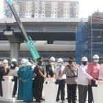 Peresmian Sejumlah Proyek Pembangunan Tandai 24 Tahun Kota Bekasi
