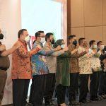 Kepala Daerah di Jabar Tanda Tangani Kesepakatan Cegah Korupsi