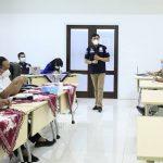 Pegawai PDAM Tirta Bhagasasi Mendapat Sosialisasi Pencegahan Korupsi