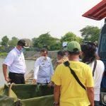Mesin Penjernih Air Diujicobakan di Polder Aren Jaya