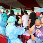 Hari Ini, Vaksinasi Massal Kota Bekasi Targetkan 25.000 Orang