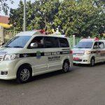 Masa PPKM Darurat, Enam Ambulance Diperbantukan Angkut Jenazah