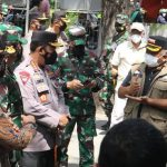 Kota Bekasi Percontohan PPKM Darurat.