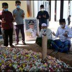 Pemakaman Bupati Bekasi Patuhi Prokes Ketat