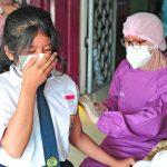 Siswa SMP Kota Bekasi Segera Divaksin