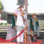 HUT Ke-76 Provinsi Jawa Barat Momen Perkuat Komitmen
