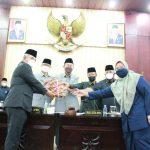 Dampak Covid 19, Paripurna DPRD Kota Bekasi Bahas Perubahan APBD