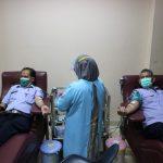 Calon Pendonor Darah Diperiksa Kondisi Kesehatannya