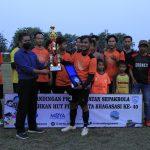 HUT ke-40, Tim Grenex Jawara Lapangan Hijau